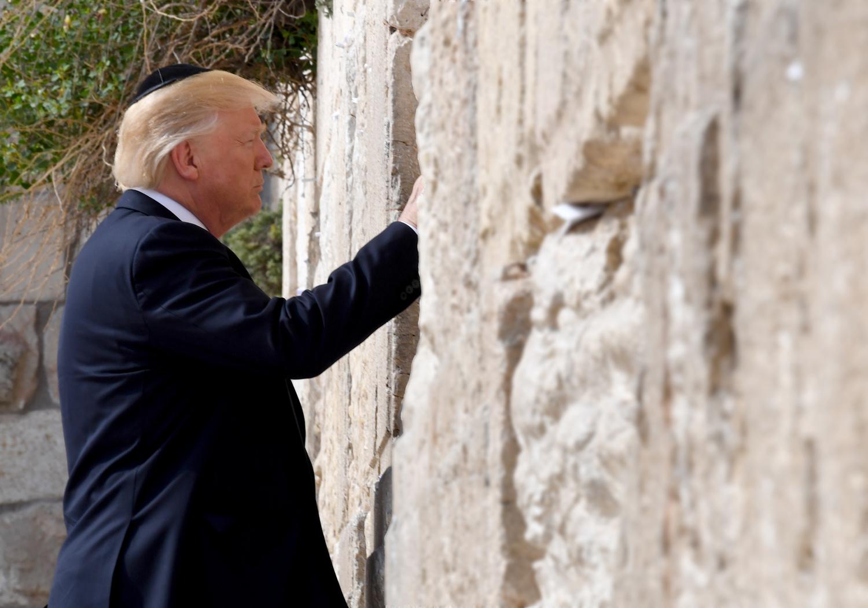 Odklad přestěhování ambasády do Jeruzaléma zklamal Trumpovy evangelikální voliče