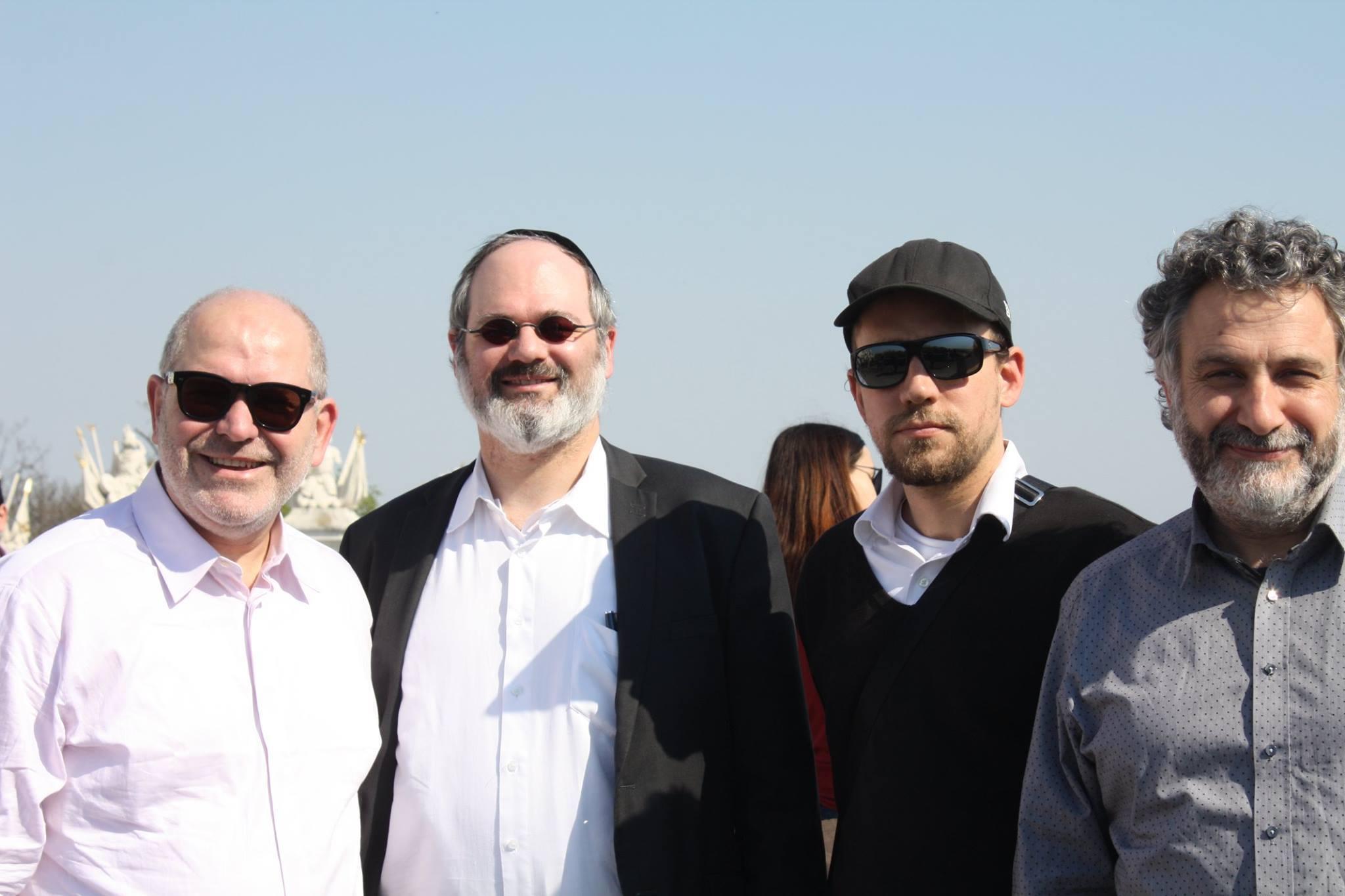 Židé amuslimové ve Vídni oslaví společně Svátek oběti