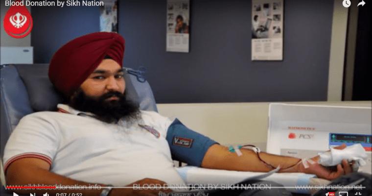 Sikhové prolévají krev avzpomínají