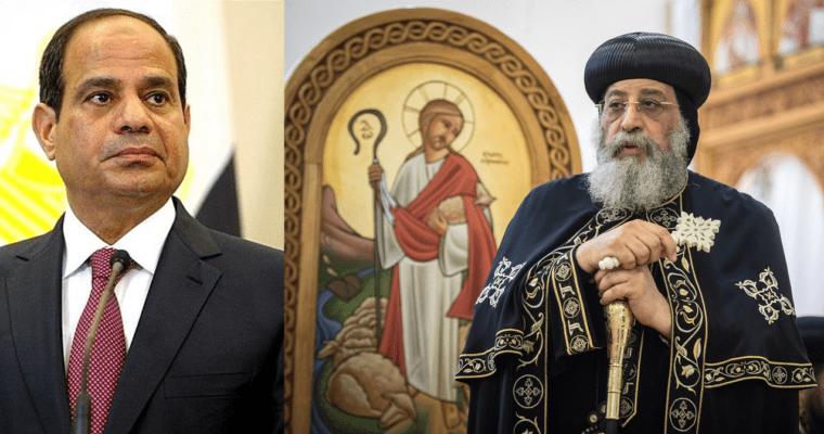 Egyptská vláda chce chránit křesťany, ale postihovat ateisty