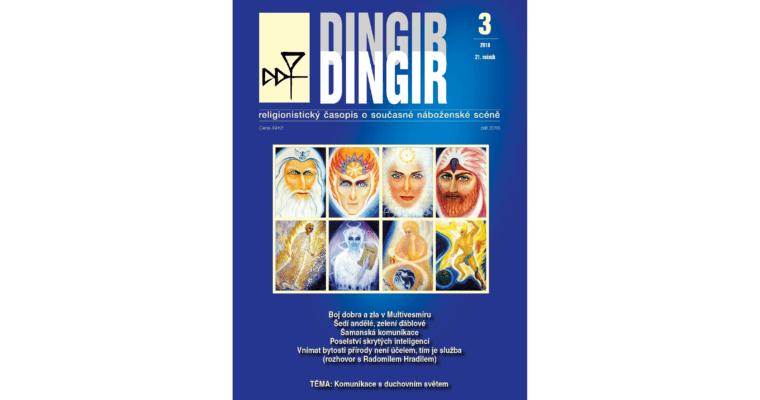 Komunikace sduchovním světem vnovém Dingiru