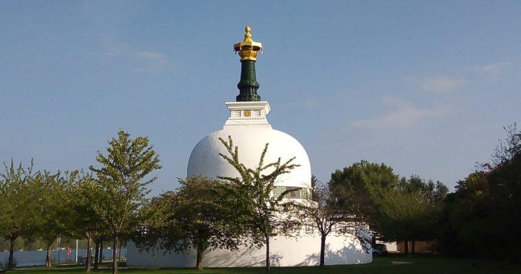 Buddhistické stúpy (vcizině iunás)