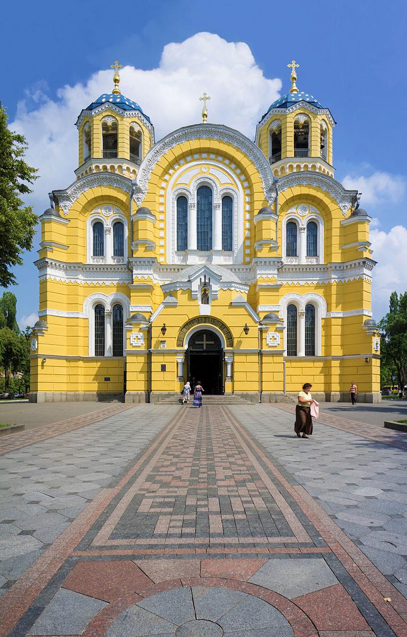 Dramatické změny nejen vukrajinském pravoslaví