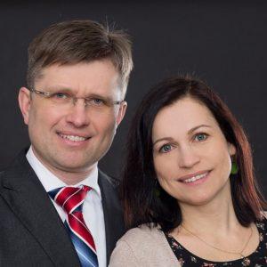 Jan a Pavlína Pohořeličtí