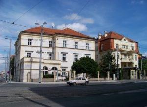 Dům v ulici Milady Horákové
