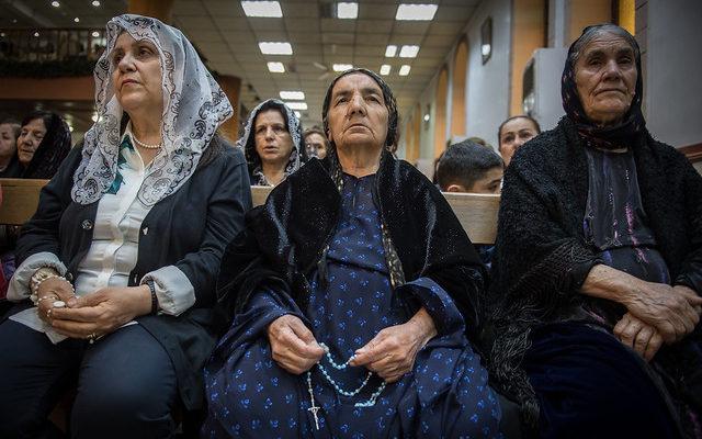 """""""Politická korektnost umožňuje vraždění křesťanů, hrozí nám úplné vyhlazení"""" prohlásil irácký biskup"""