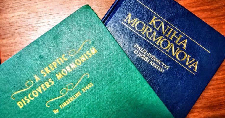 """""""Když budoucí misionář otevírá obálku, je napnutý"""" – ROZHOVOR SJANEM POHOŘELICKÝM OMORMONSKÉ MISII VČESKU"""