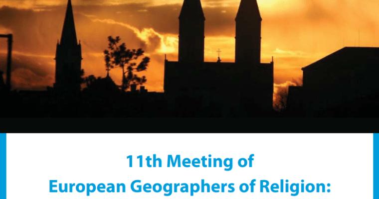 Mezinárodní konference ozměnách vnáboženské krajině Evropy