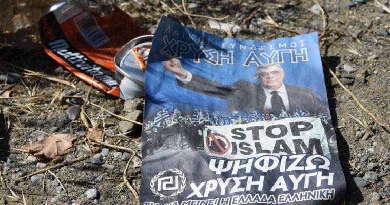 Prázdninová fotografie: Řecké volby