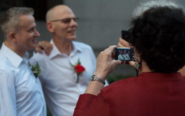 Verdikt vUSA: Křesťané nemohou být nuceni natáčet stejnopohlavní svatební obřad