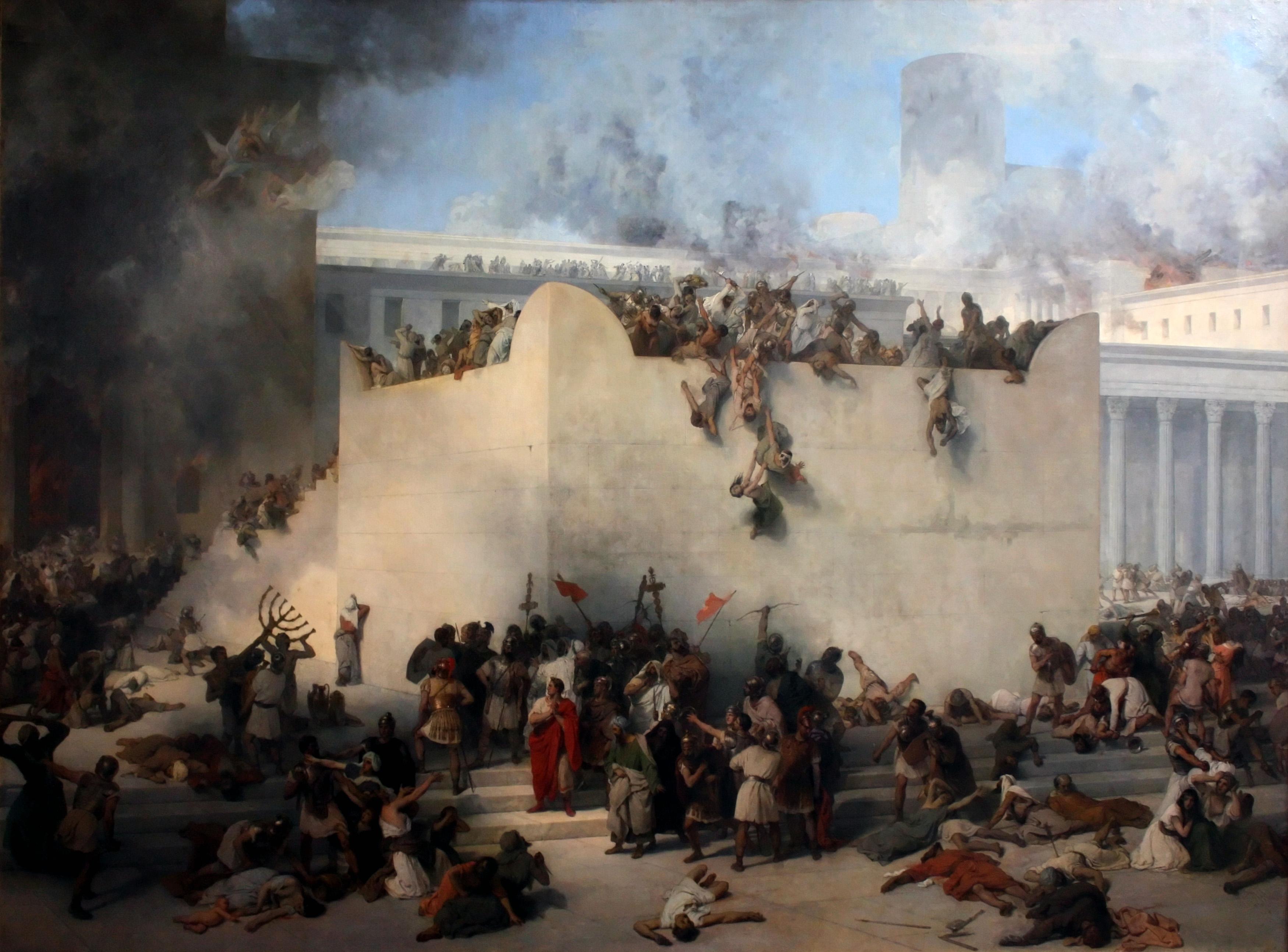 Tiš'abe-av – Židovský den smutku