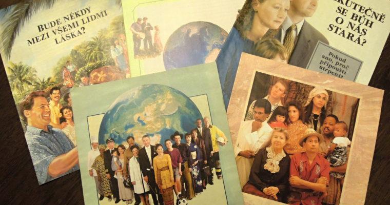 Odpadlíci od společenství svědků Jehovových se setkali vOlomouci