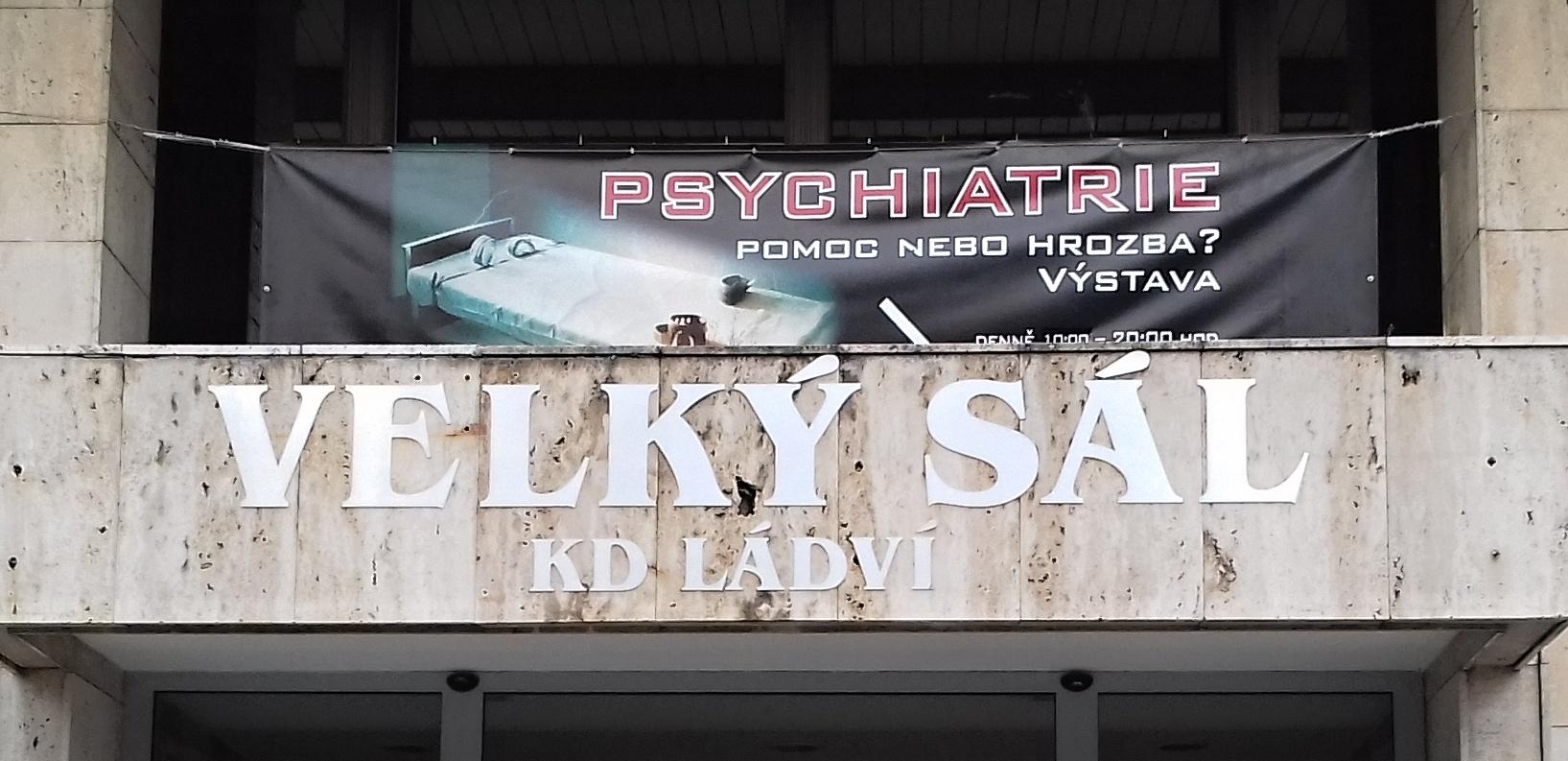 Scientologie versus psychiatrie