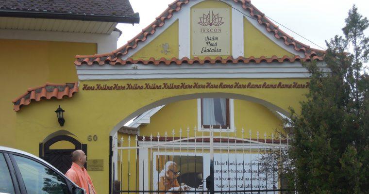 Hnutí Hare Krišna se na Slovensku rozvíjí