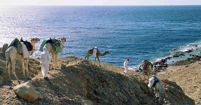 Pět knih poutníka Mojžíše pohledem cestovatele