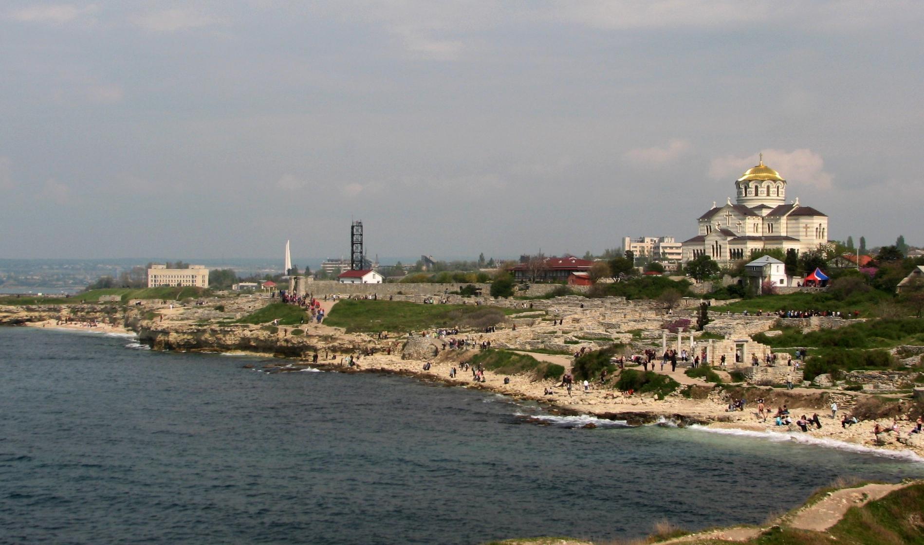 Konec ukrajinského pravoslaví na Krymu?