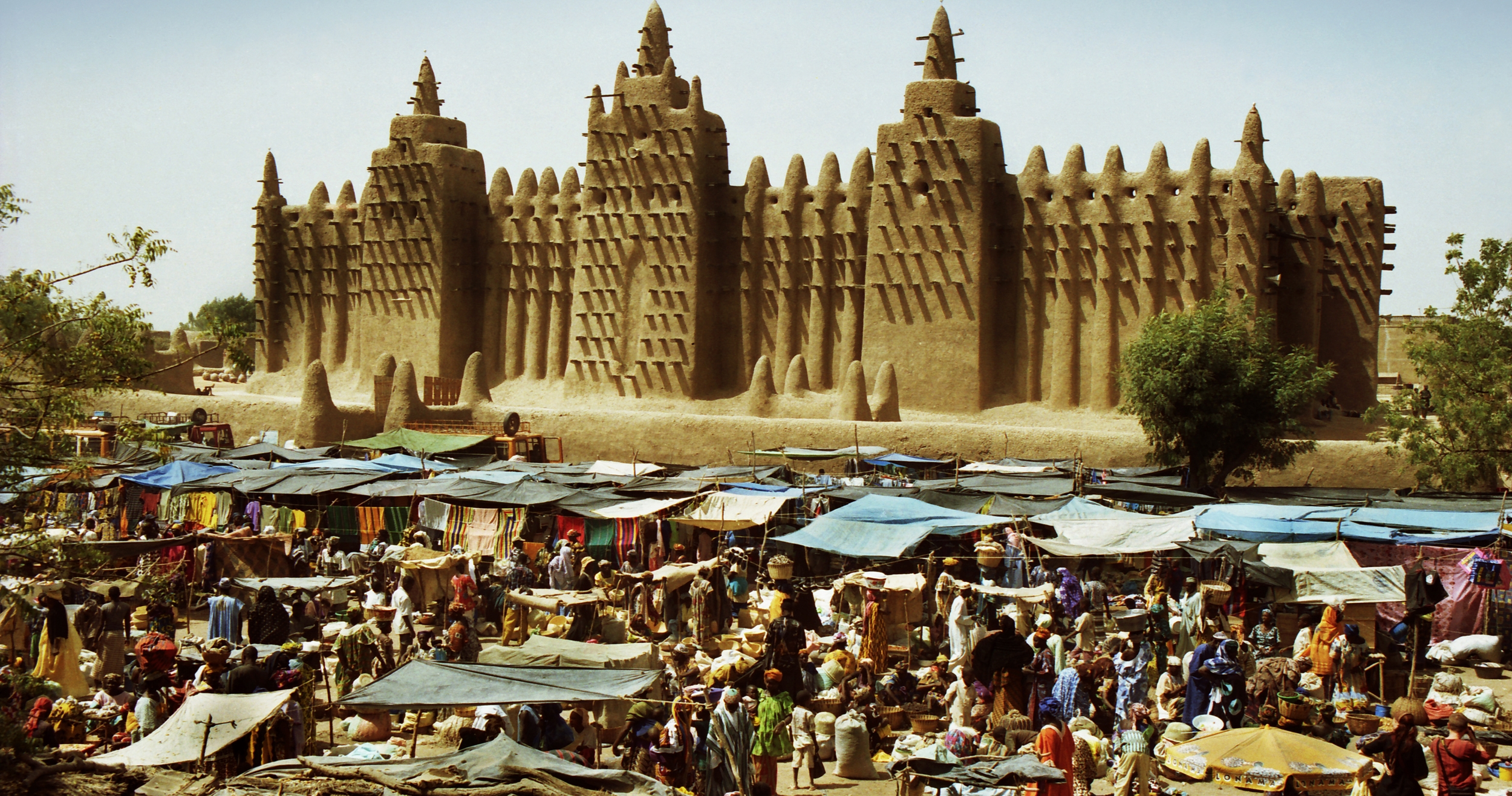 Djenné: pohádková tvář islámu iunikátní synkreze se západoafrickým vodunem