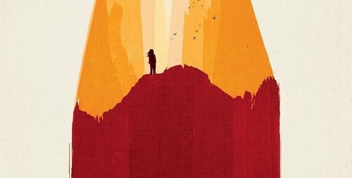 Těžké odcházení ze stínu hory Buck's Peak