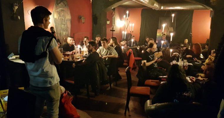 Pražský sabat Satanovy komunity