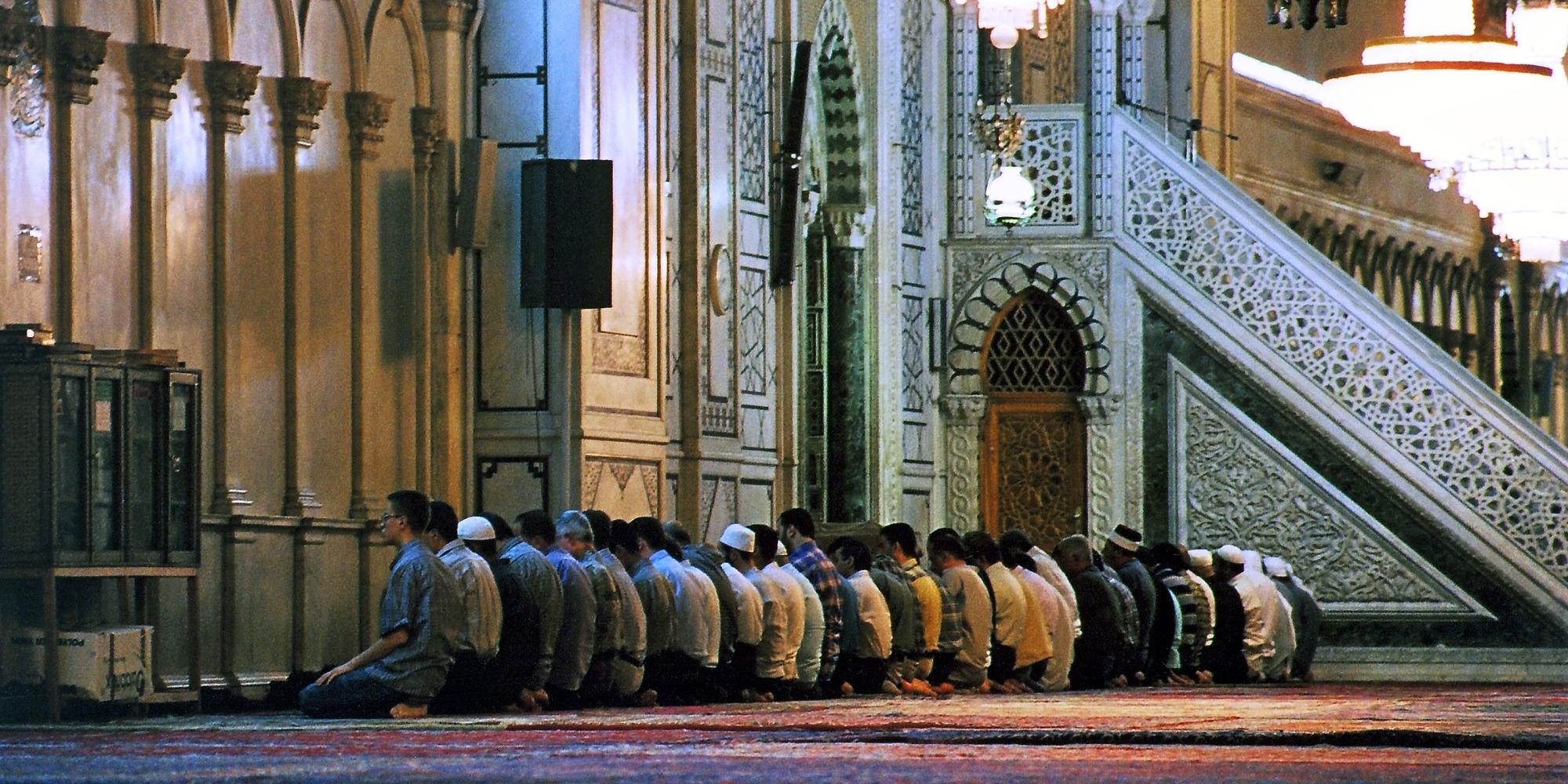 Ramadán – Dny vodříkání inoci plné veselí