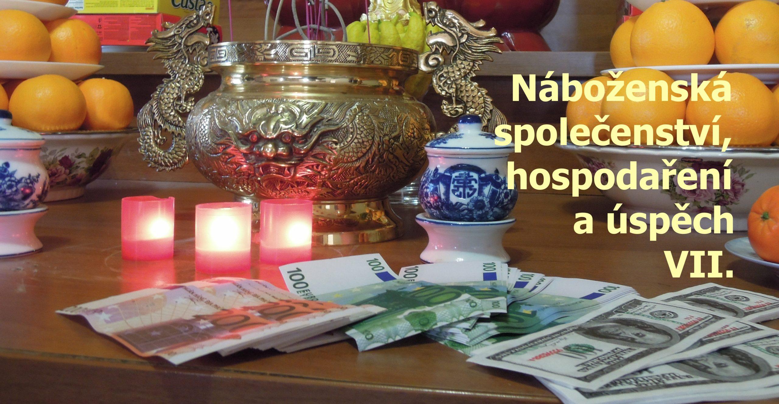 Madal Bal: ekonomický úspěch náboženského společenství