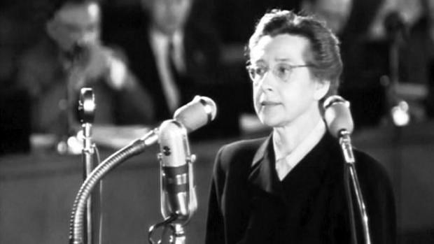 """""""Můj život prudce tekl avířil."""" – Milada Horáková jako evangelička"""