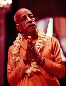 A. Č. Bhaktivédanta Svámí Prabhupáda