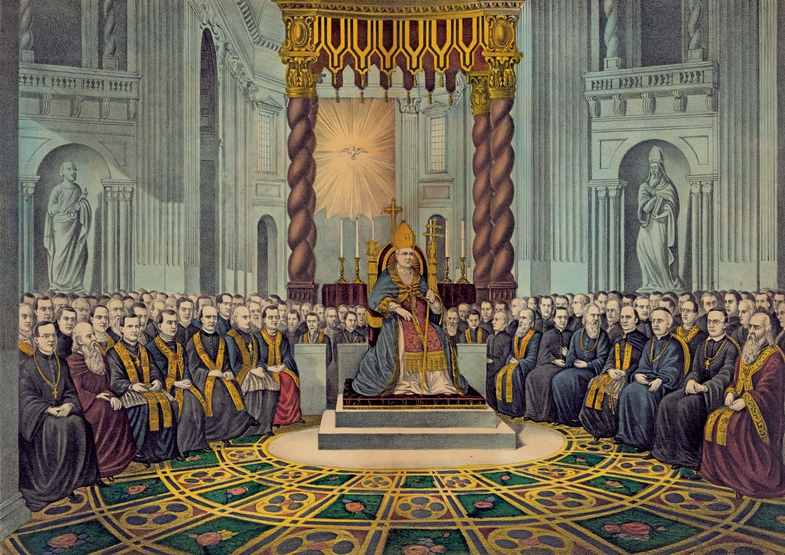 Před 150 lety bylo přijato dogma opapežské neomylnosti