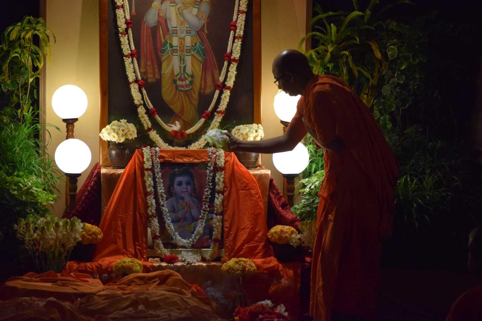 Šrí Kršna Džanmáštamí – Festival příchodu Kršny