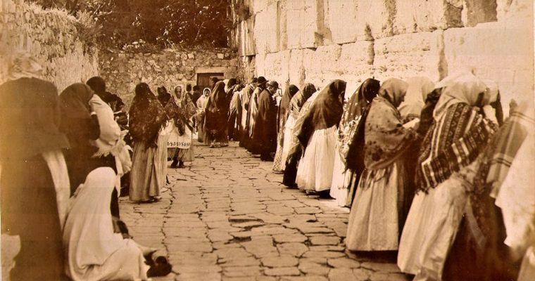 Panna zLudmiru: jediná žena, která se těšila postavení chasidského cadika