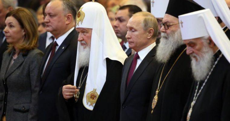 Osudy svobody vyznání vRusku