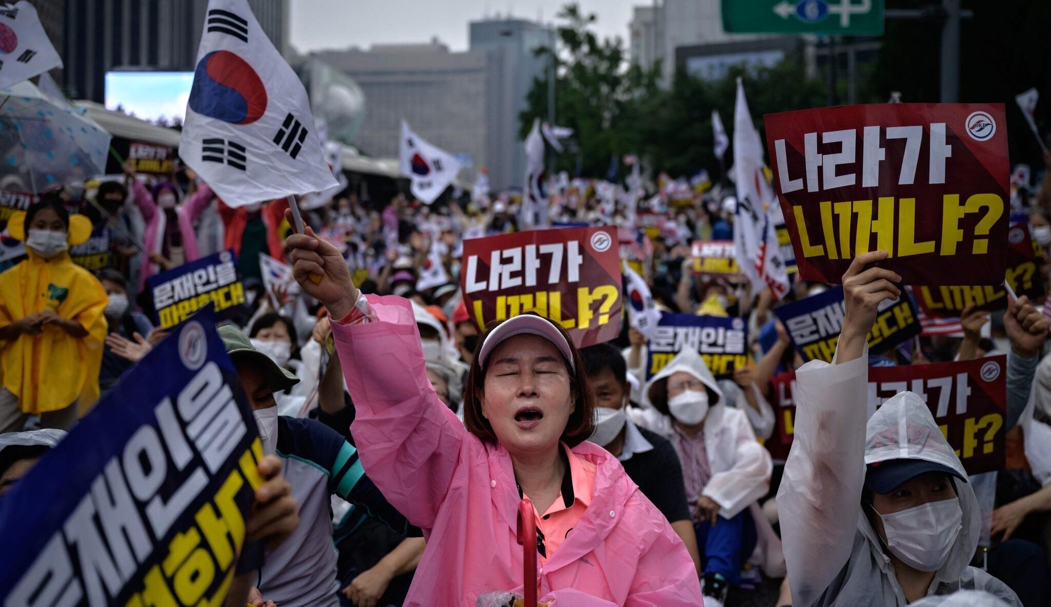 Konzervativní evangelikálové vKoreji neoceňují opatření proti pandemii