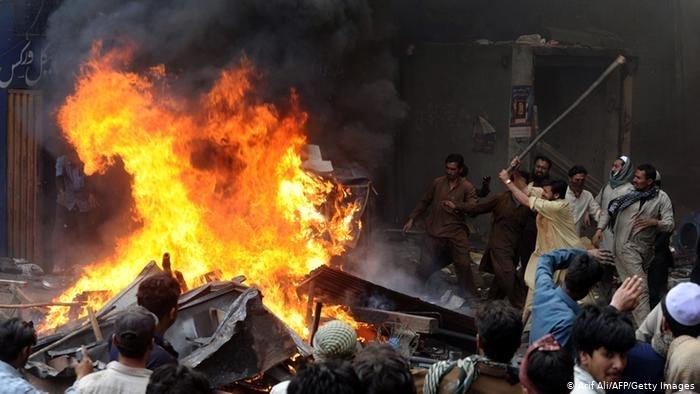 Od kolébky do hrobu: pronásledování ahmadíjských muslimů vPákistánu