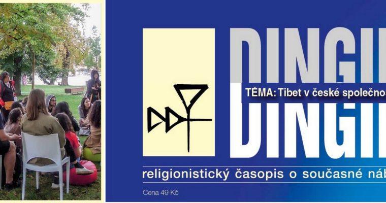 Tibet včeské společnosti – vyšel nový Dingir