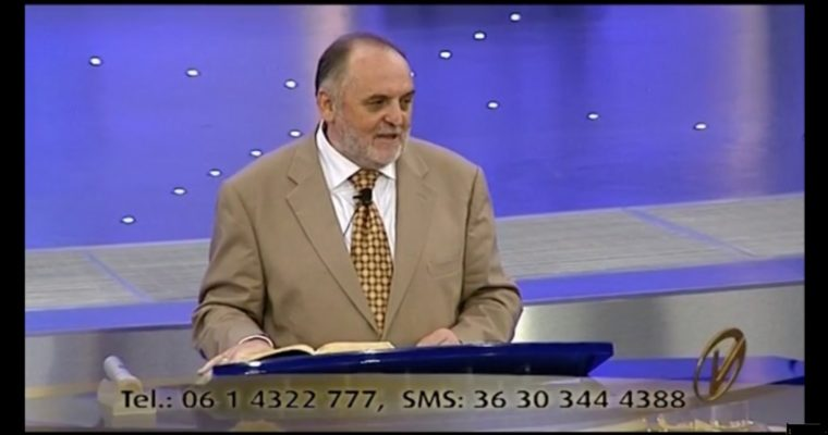 Sándor Németh – zvůdce maďarského neocharismatického hnutí evropským apoštolem