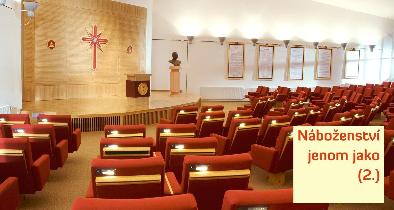 Scientologická církev vpodezření