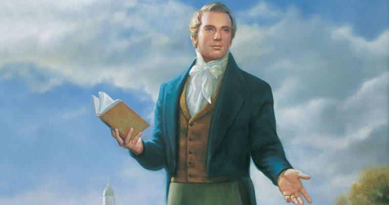 Výročí skoro kulaté: před 215 lety se narodil Joseph Smith