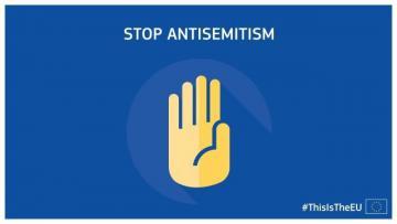 Prohlášení Rady EU oboji proti antisemitismu