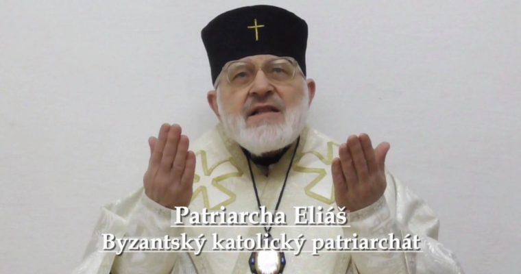 Novinky vByzantském katolickém patriarchátu