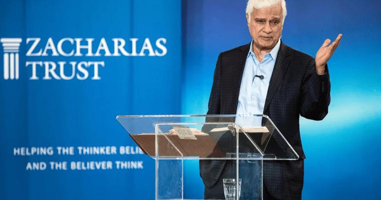 Ravi Zacharias asexuální zneužívání: RZIM se omlouvá obětem
