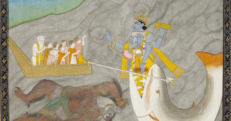 Náboženství voblasti řeky Indus – od buddhistických pramenů kislámské deltě 3/4