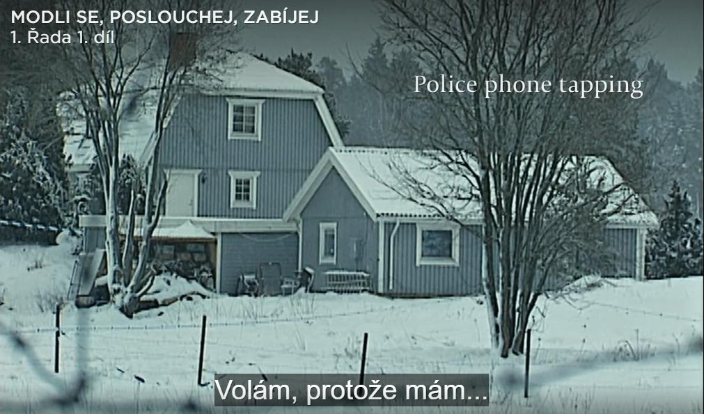 Vraždění vcírkvi vKnutby vdokumentárním seriálu