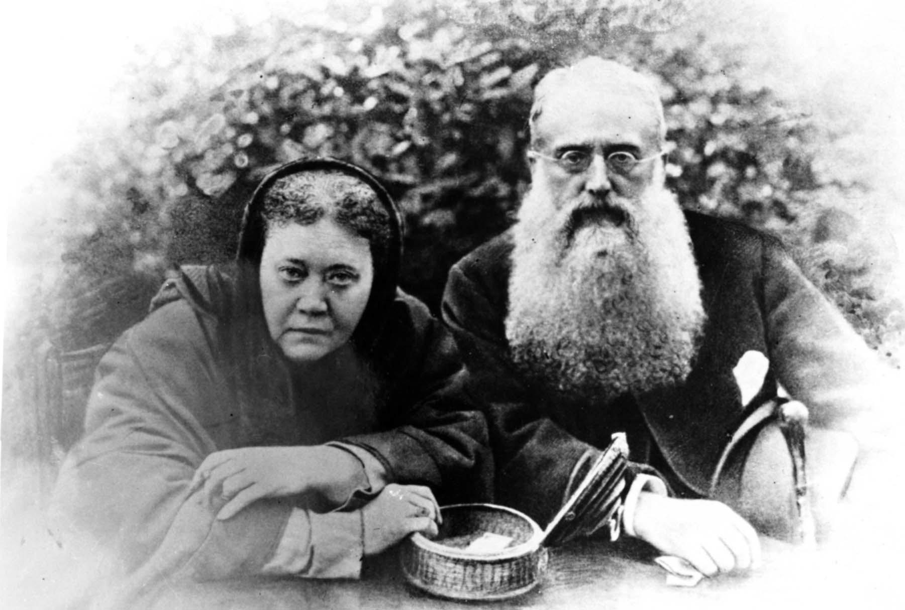 Před 130 lety zemřela Jelena Petrovna Blavatská