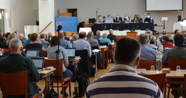 Proběhlo 3.zasedání 35.synodu Českobratrské církve evangelické