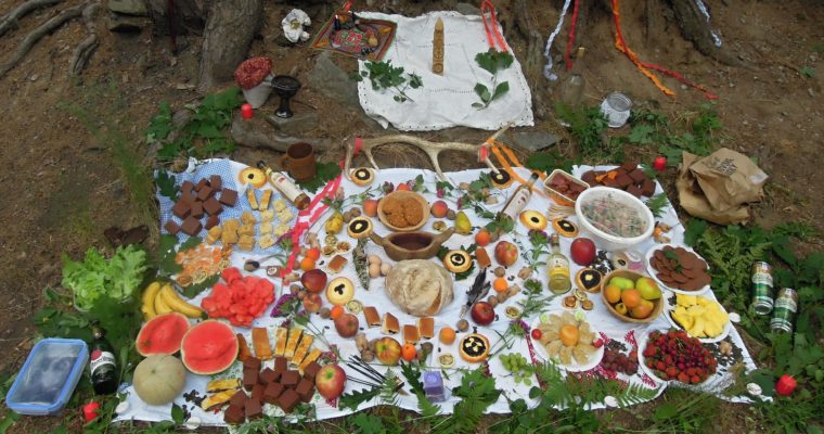 Slované oslavili slunovrat