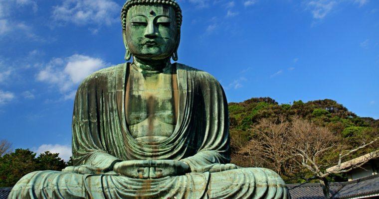 Co je aco není buddhismus