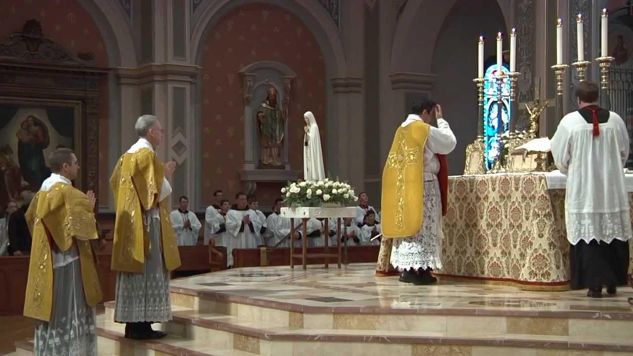 Další ústup od latiny vkatolické církvi