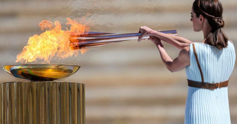 Olympijské hry vTokiu arôzne druhy pohanstva
