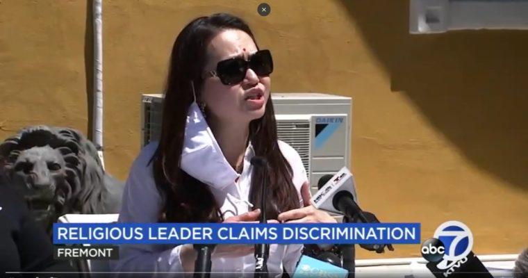Spor obuddhistický chrám vKalifornii: porušení stavebních předpisů versus náboženská arasová diskriminace