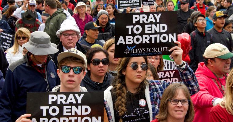 Texaský zákon proti potratům rozděluje náboženskou scénu vUSA